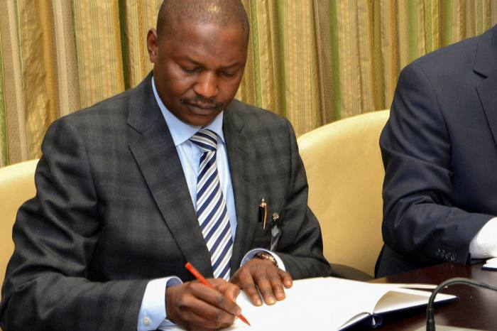 Nigeria's attorney-general Abubakar Malami told the FT. 'We will pursue all available legal avenues in our fight to secure justice for the people of Nigeria' in the P&ID case