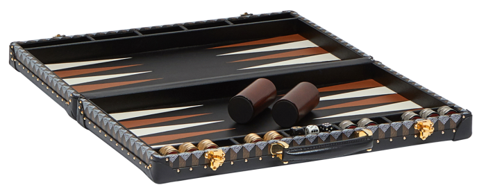Au Départ backgammon game trunk, £4,700