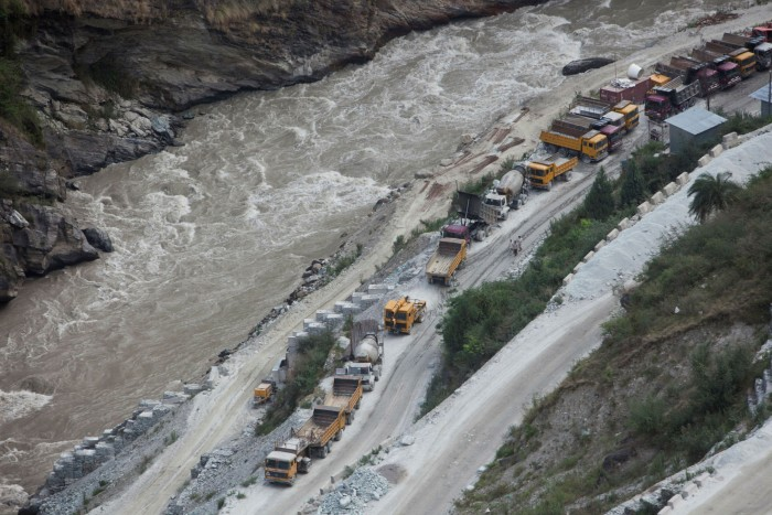 India's 500-mile project, known as the Char Dham Highway, will link several Hindu pilgrimage sites in Uttarakhand