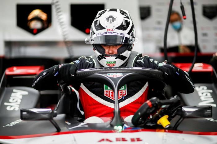 Tag Heuer's Porsche Formula E team