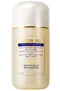 Biologique Recherche P50 toning and exfoliating lotion, £57 for 150ml