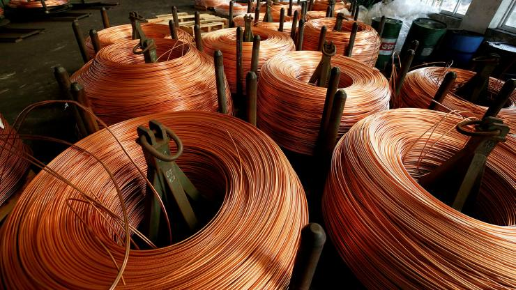 Copper points to EM rebound