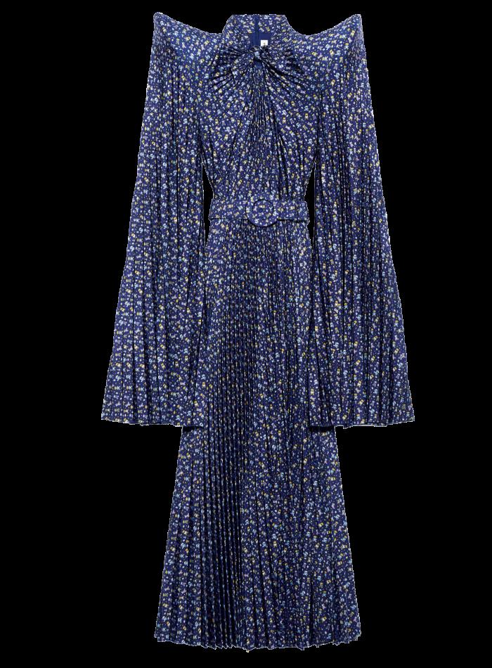 Balenciaga Pagoda dress, £6,250