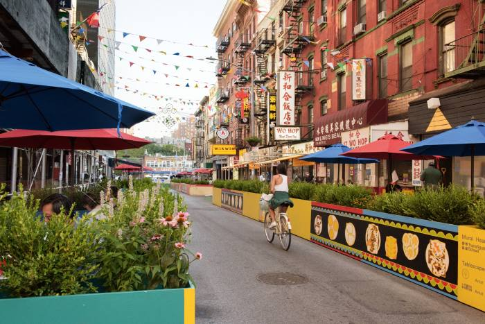 MottStreet in Chinatown, designed for DineOut NYC
