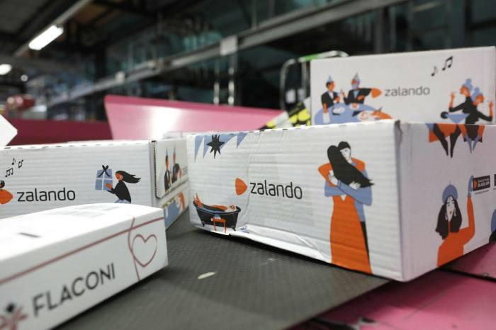 Confezioni di articoli Zalando