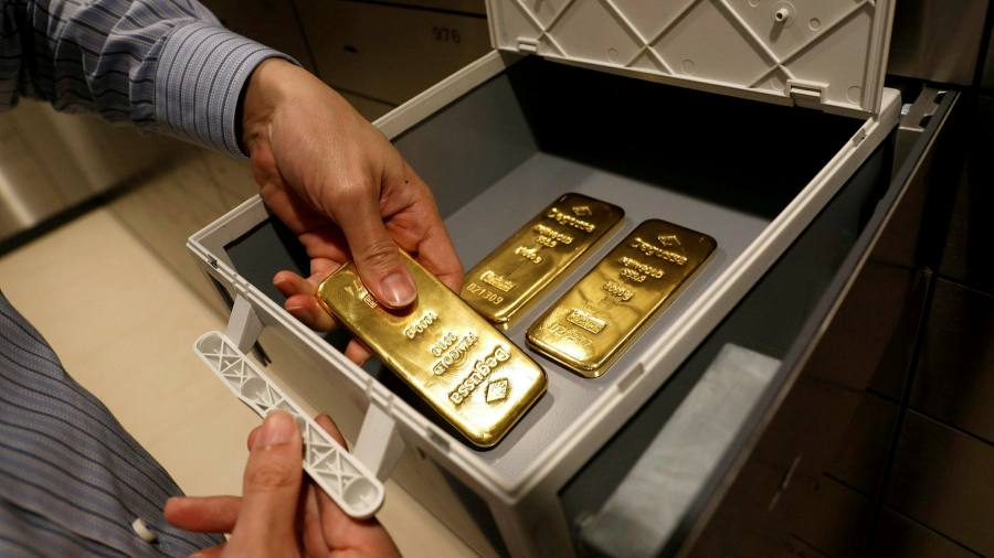 Hong Kong's wealthy move gold out of city on security law fears