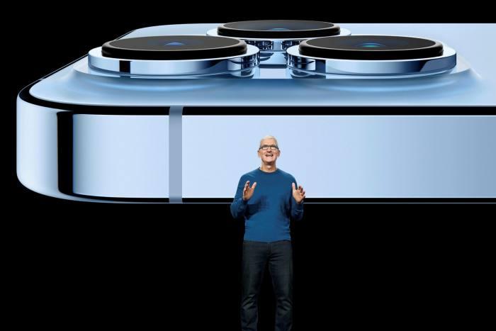 Tim Cook, Apple chief executive