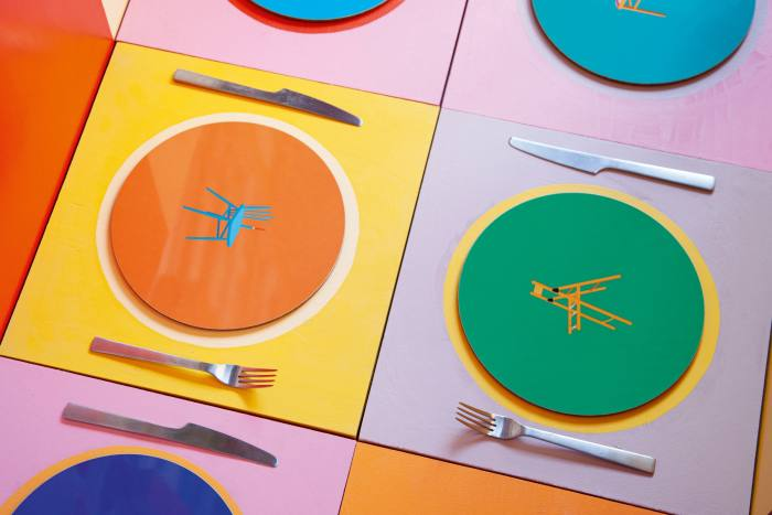 Placemats, from £120 for a set of four