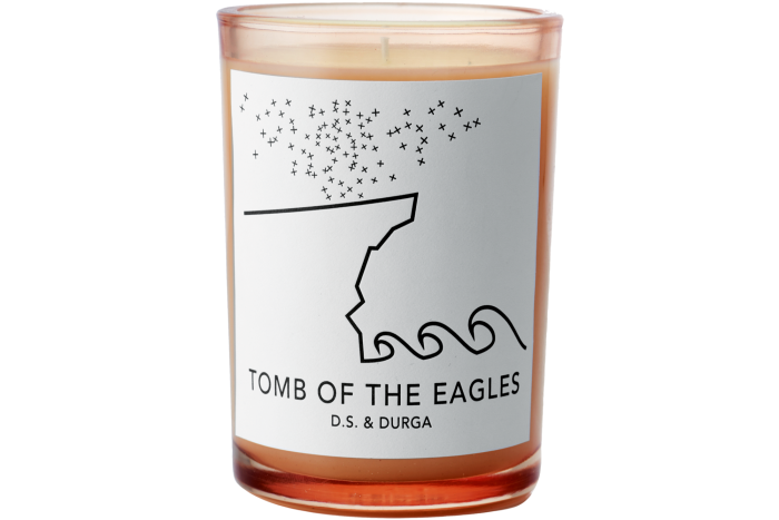 DS & Durga Tomb of the Eagles scented candle, £60 for200g, liberty.co.uk