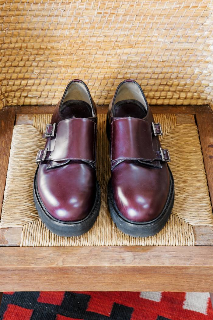 Paul Andrew monk-strap shoes