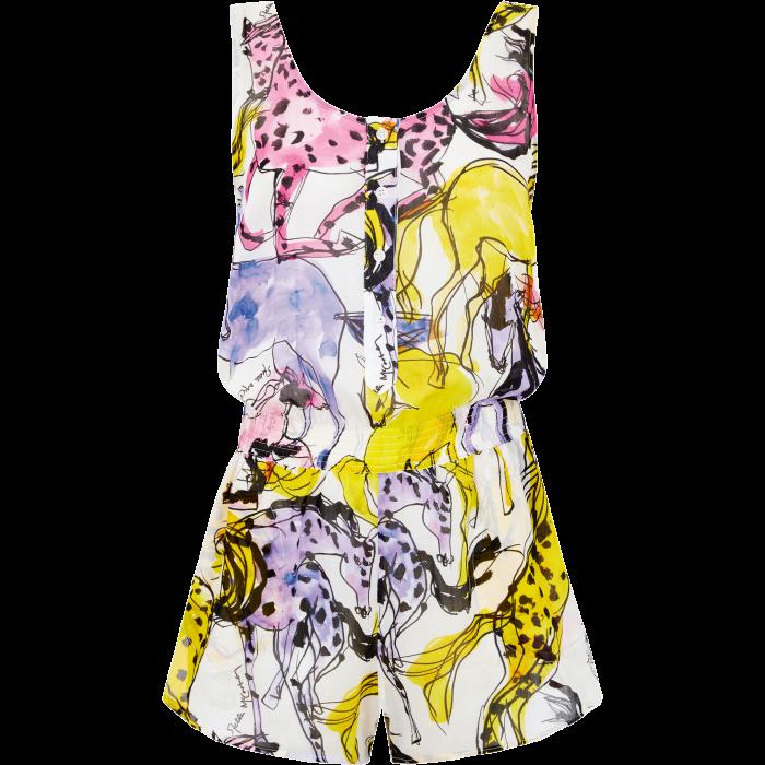 Stella McCartney horse-print all-in-one, £385