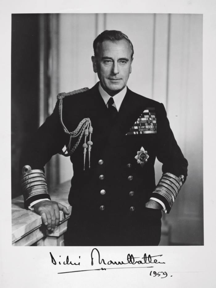 Mountbatten in 1959