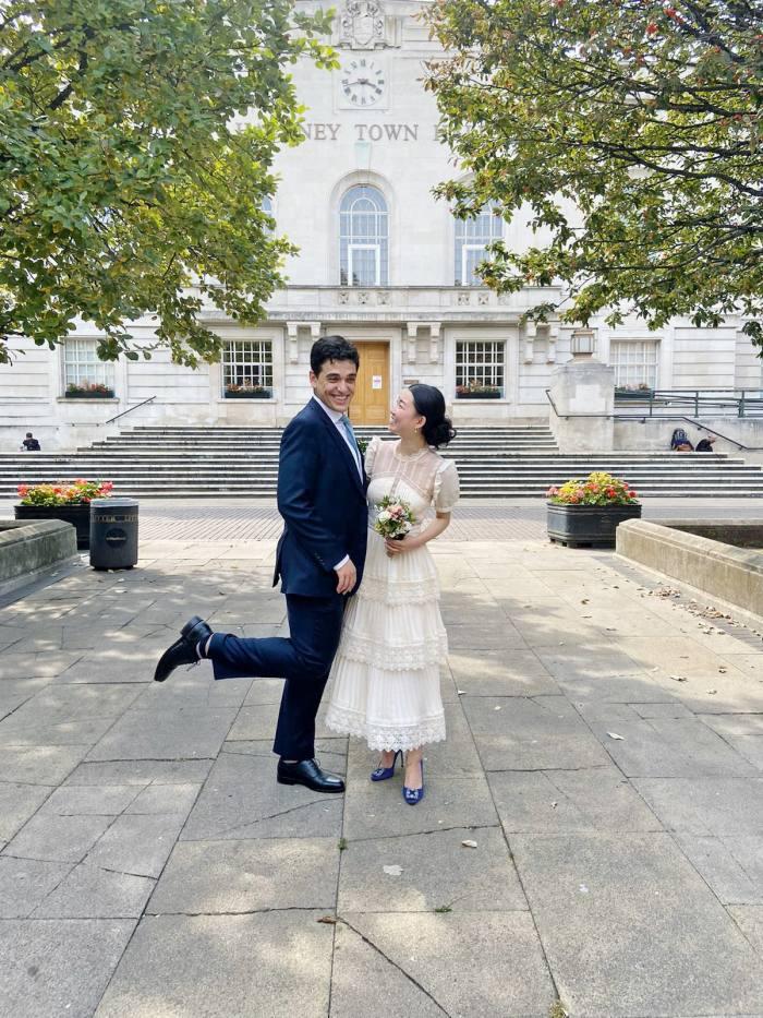 Mariage de Kana Yosumi et Yassir Al-Refaie