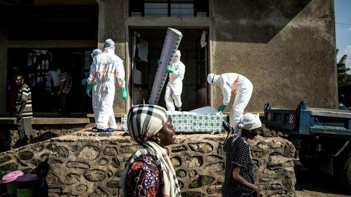 Democratic Republic of Congo declares new Ebola outbreak ...