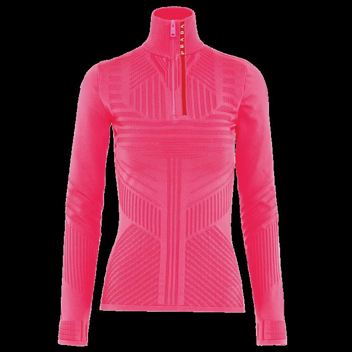 Prada Linea Rossa sweater, £695