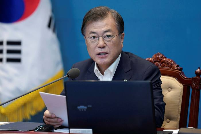 Politicalleaders and health experts around the world have credited the government of President Moon Jae-in for teaching important lessons in the swift deployment of mass testing and aggressive contact tracing