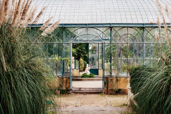 Palermo Botanical Gardens