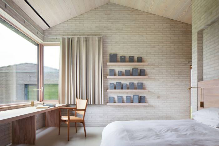 John Pawson's minimalist Life House, in Wales, available for holiday rentals