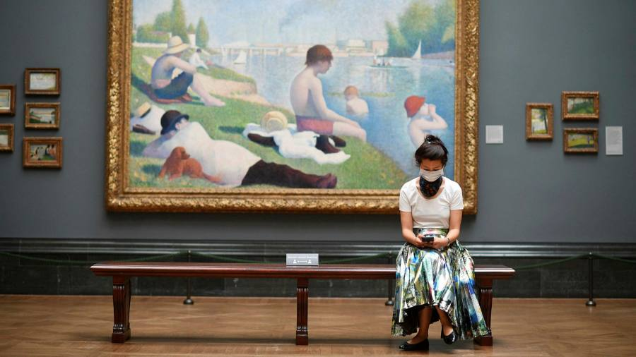 London S National Gallery Reopens Just Follow The Arrows Financial Times