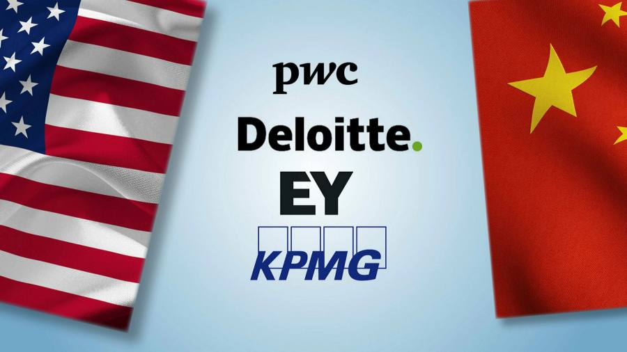 Big Four auditors squeezed between US and China