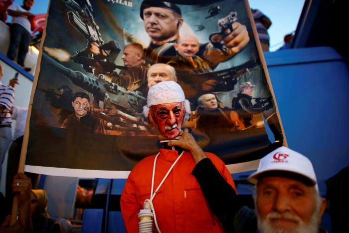 Erdogan's great game: Turkish intrigue in the Balkans 21