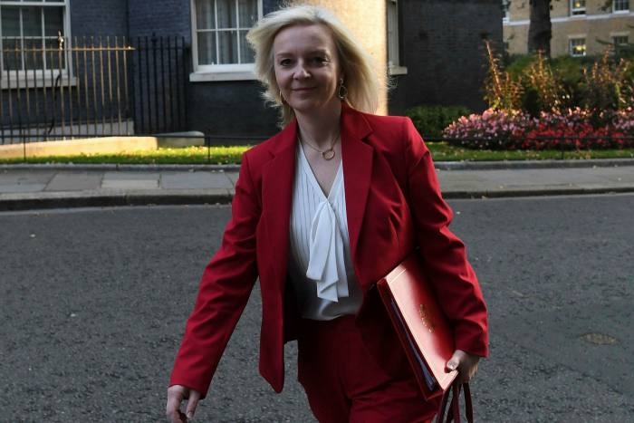 UK trade secretary Liz Truss admitted in July there would not be a UK-US deal any time soon