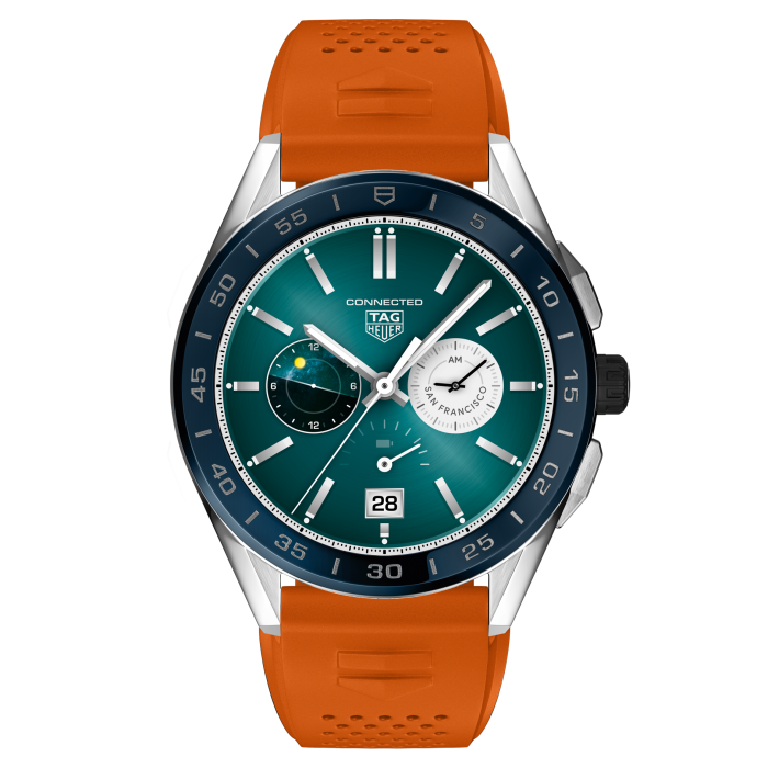 TAG Heuer Connected watch, £1,615