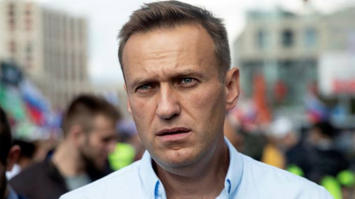 Alexei Navalny: 'the Berlin patient' is the latest Kremlin-approved moniker for the Russian president's most prominent rival