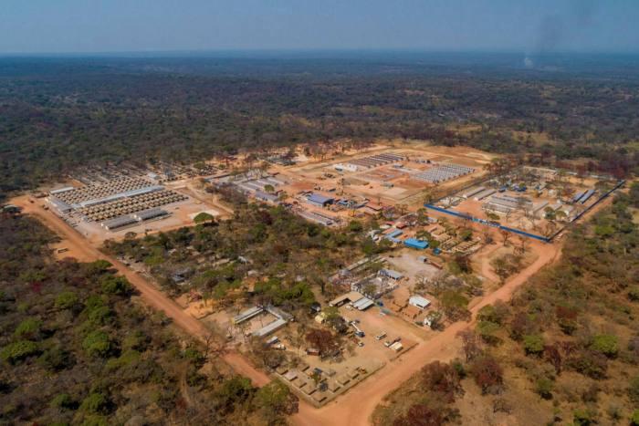 The Kamoa-Kakula copper project in the Democratic Republic of Congo
