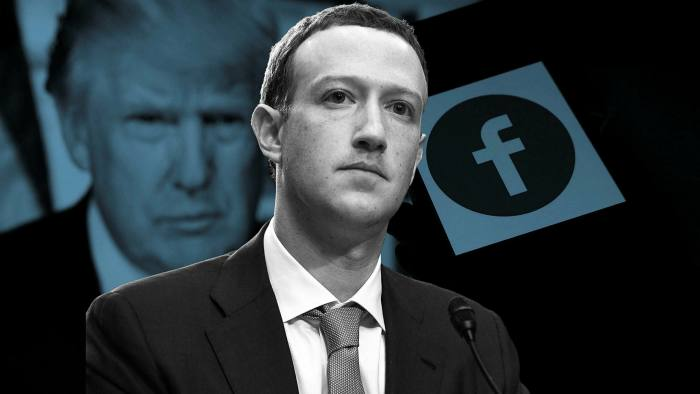 Facebook's Mark Zuckerberg has handed responsibility for ultimate rulings on content moderation — including on posts by Donald Trump — to a body of his own making