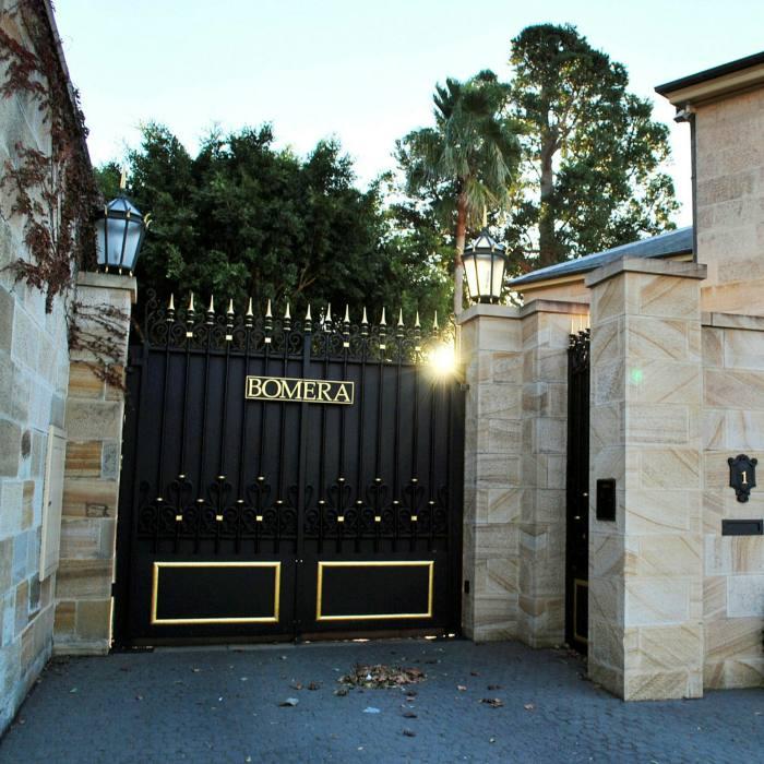 Gupta's Sydney Mansion
