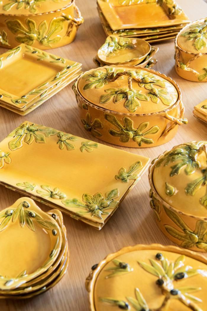Provençal tableware, POA