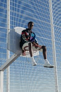 A look from Nike x Pigalle's 2020 collection