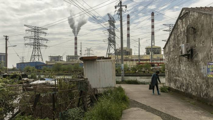 Yet to come clean: China has not offered clarity on its plans to curb emissions before 2030