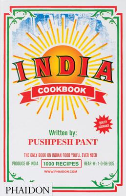 India Cookbook (Phaidon) by PushpeshPant, £35