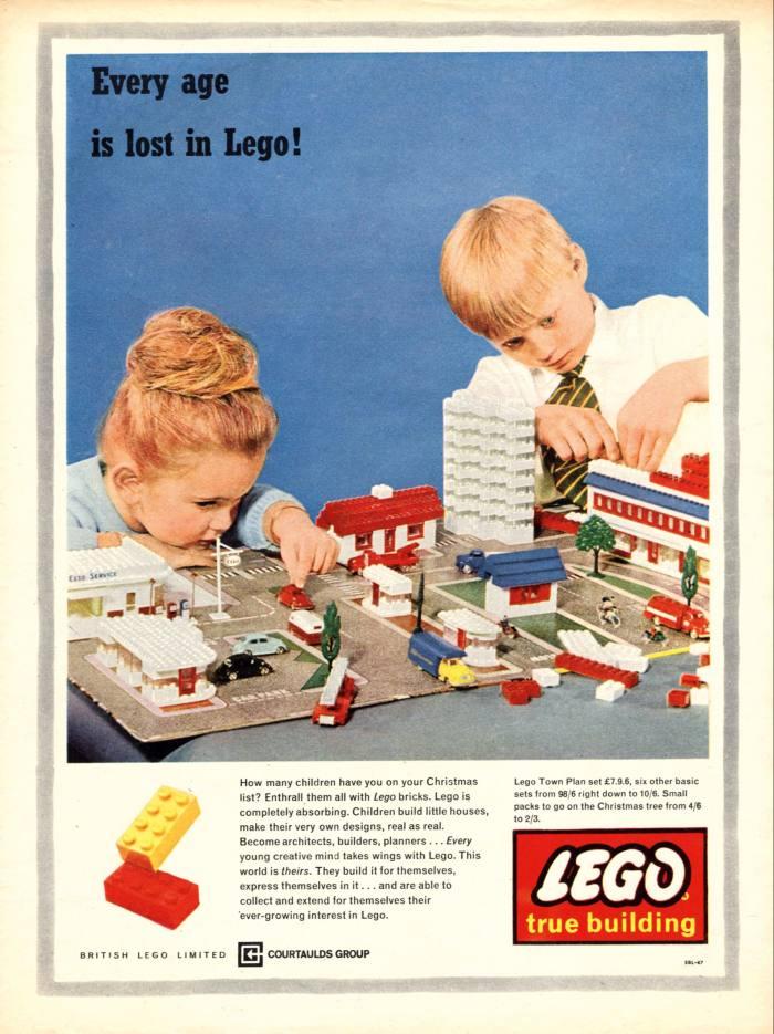 1950s UK magazine advert
