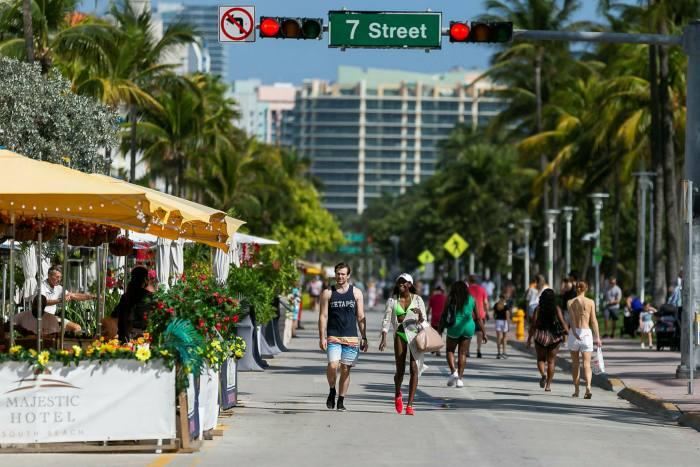 Miami Beach, un autre hotspot avec une forte demande de la génération Y qui fondent des familles et recherchent de l'espace