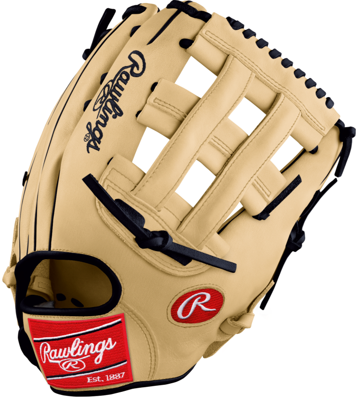 Create your own baseball or softball glove through Rawlings' online glove builder