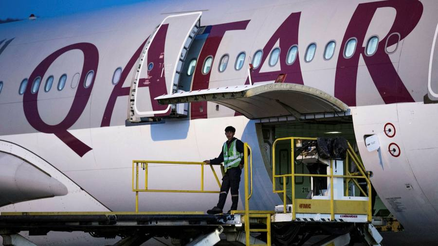 Qatar boss pours cold water on hopes for rapid aviation recovery