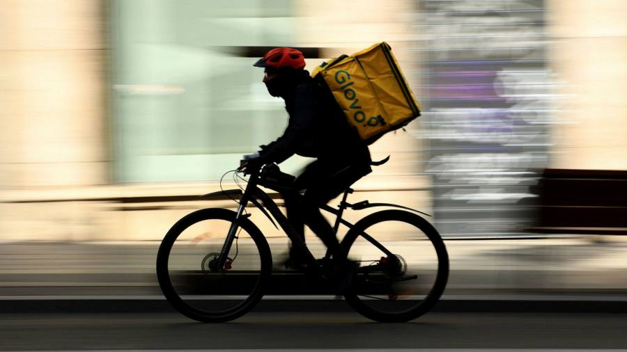 Catch them if you can: the $14bn rise of rapid grocery delivery services