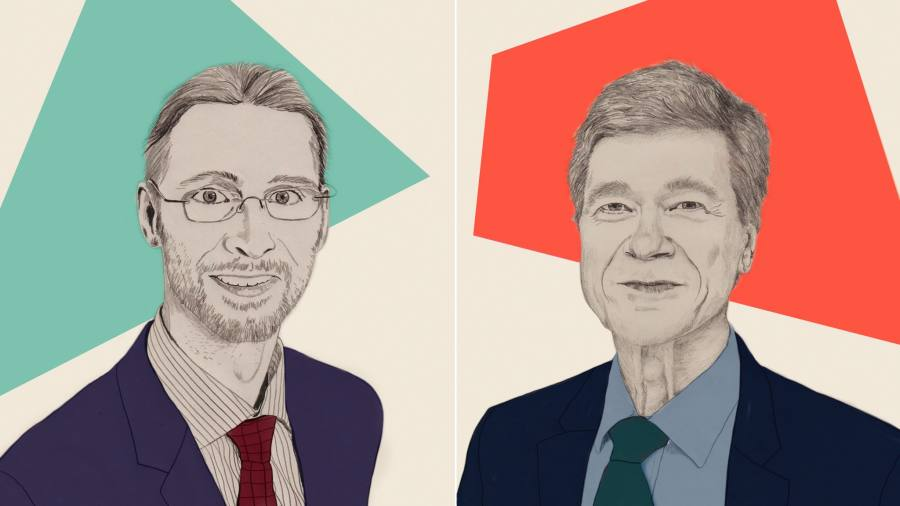 Jeffrey Sachs: 'I see no financial obstacles to getting to net zero by 2050'