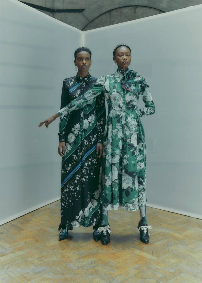 Erdem dresses, £1,095 each, from matchesfashion.com