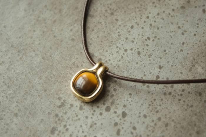 Fernando Jorge pendant necklace, £1,900, matchesfashion.com