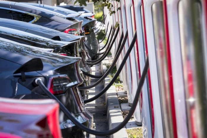 In the past five years, sales of electric vehicles have quadrupled, from 572,000 in 2015, to 2.3m in 2020, according to estimates from the International Energy Agency