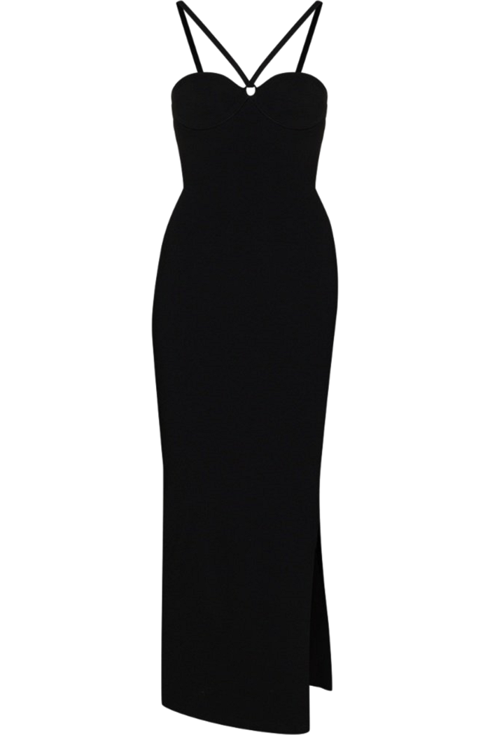 Khaite x Browns rayon-mix 50Lory gown, £1,055