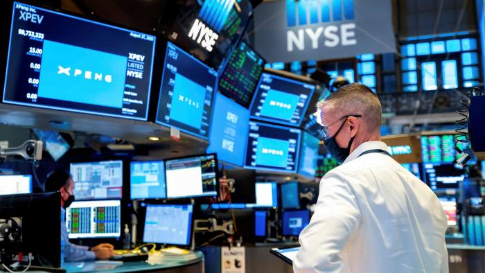 Speculation in tech stocks points to wild swings