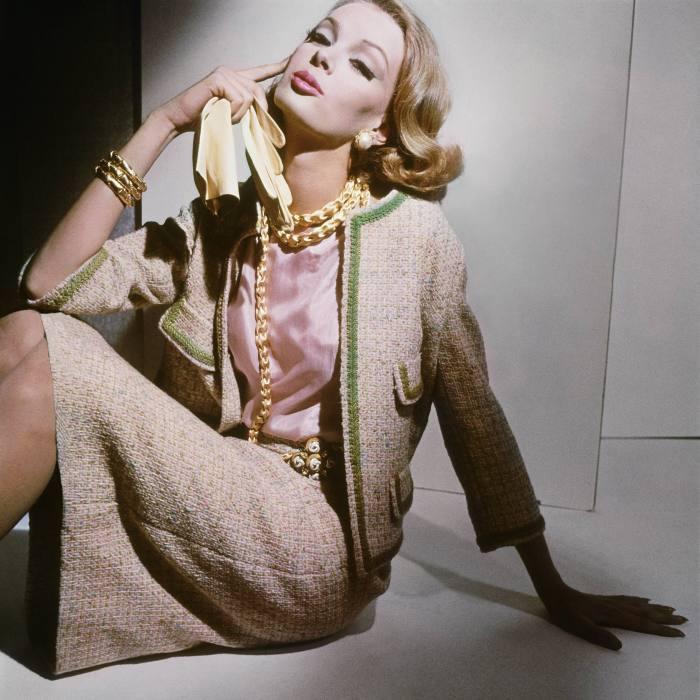 Chanel jacket: 1960s