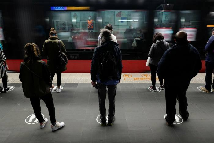 Commuting may not go back to the pre-Covid status quo