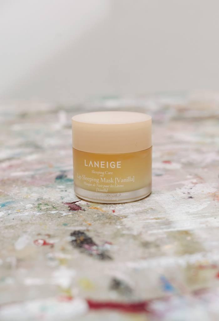 Laneige Lip Sleeping Mask in vanilla, £19