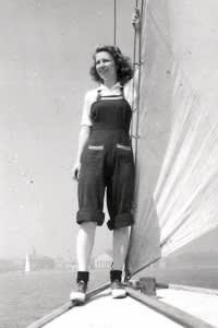 Their late grandmother, Jane Sayre
